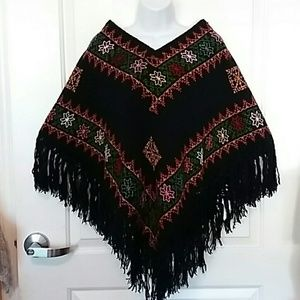 Other - Mexican poncho